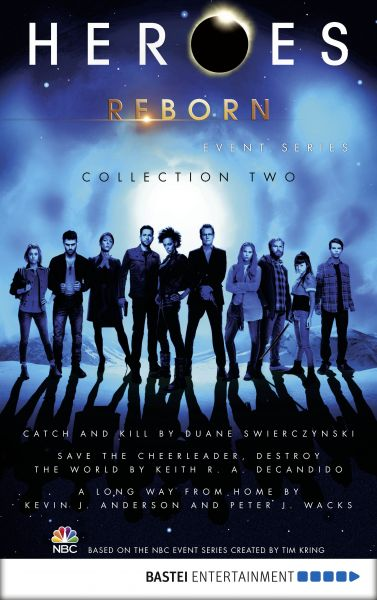 Heroes Reborn - Collection 2