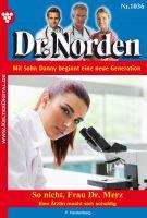 Dr. Norden 1036 - Arztroman