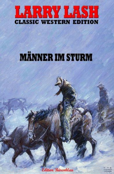 Männer im Sturm