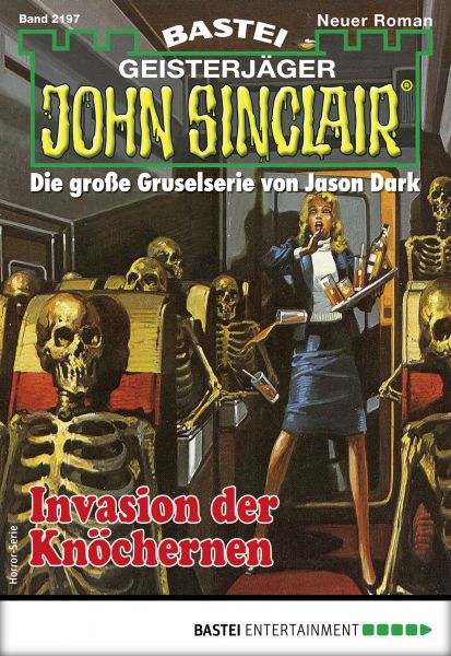 John Sinclair 2197 - Horror-Serie