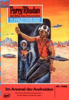 Perry Rhodan 458: Im Arsenal der Androiden (Heftroman)
