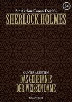 SHERLOCK HOLMES Fall 34