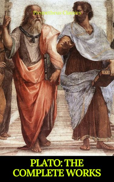 Plato: The Complete Works (Prometheus Classics)