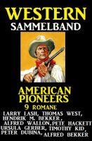American Pioneers - 9 Romane