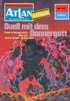 Atlan 217: Duell mit dem Donnergott (Heftroman)