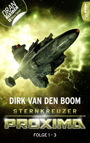 Sternkreuzer Proxima - Sammelband 1