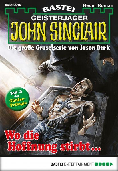 John Sinclair - Folge 2016