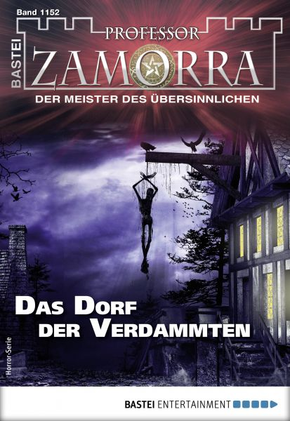 Professor Zamorra 1152 - Horror-Serie