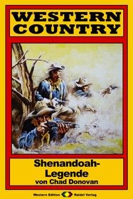 WESTERN COUNTRY 178: Shenandoah-Legende
