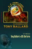 Tony Ballard #29: Die Furie