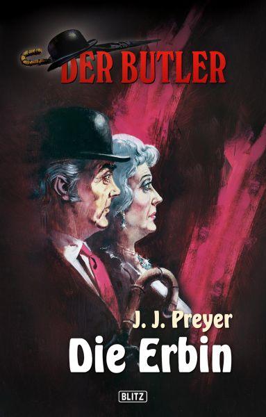 Der Butler 01: Die Erbin