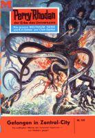 Perry Rhodan 181: Gefangen in Zentral-City (Heftroman)