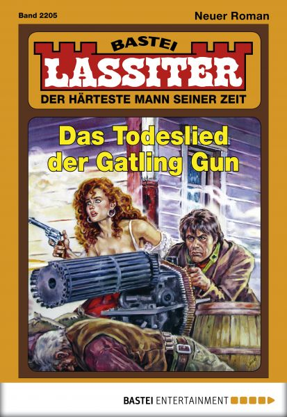 Lassiter - Folge 2205