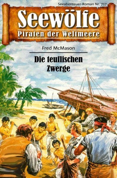 Seewölfe - Piraten der Weltmeere 717