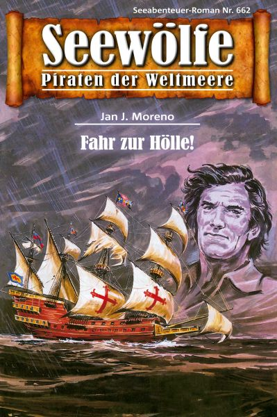 Seewölfe - Piraten der Weltmeere 662