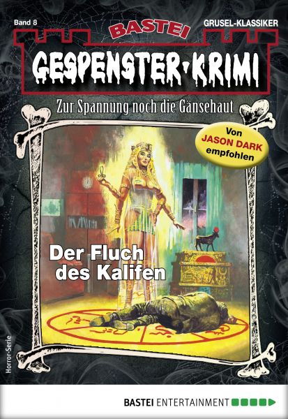 Gespenster-Krimi 8 - Horror-Serie