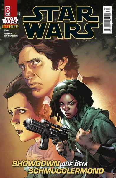 Star Wars, Comicmagazin 8 - Showdown auf dem Schmugglermond