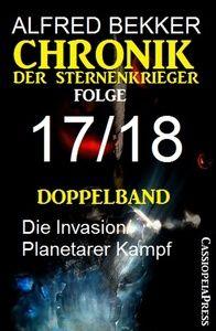 Folge 17/18 - Chronik der Sternenkrieger Doppelband