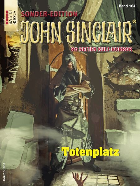 John Sinclair Sonder-Edition 164