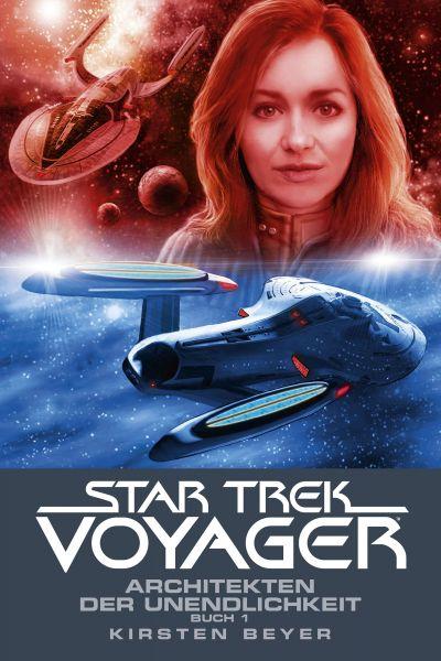 Star Trek - Voyager 14: Architekten der Unendlichkeit 1
