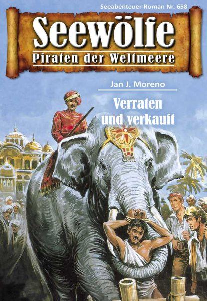 Seewölfe - Piraten der Weltmeere 658