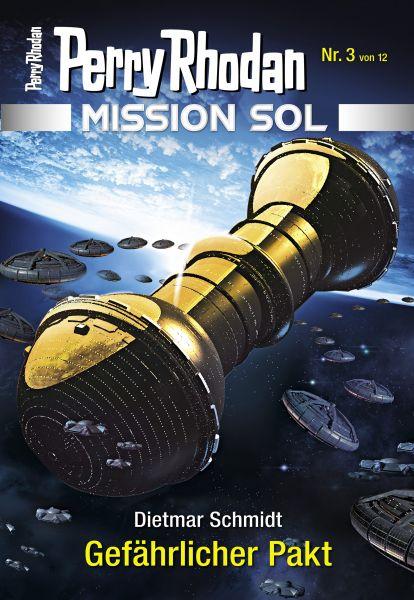Perry Rhodan Mission SOL 1-12 Einzelausgaben Paket