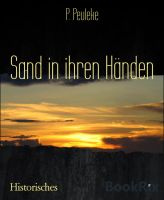 Sand in ihren Händen