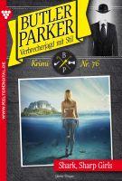 Butler Parker 76 - Kriminalroman
