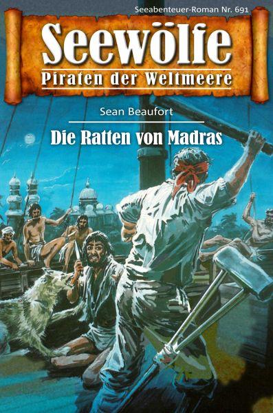 Seewölfe - Piraten der Weltmeere 691