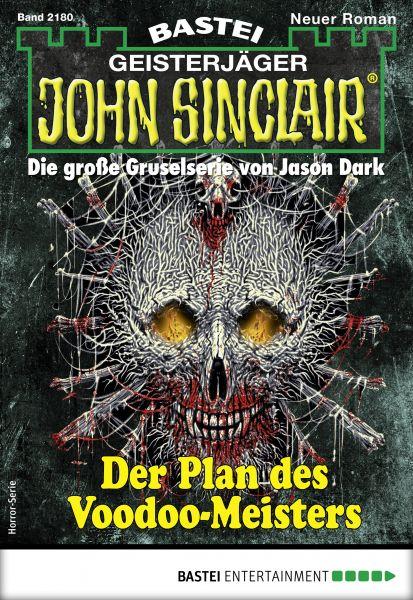 John Sinclair 2180 - Horror-Serie
