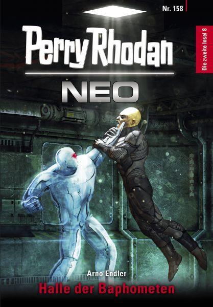Perry Rhodan Neo 158: Halle der Baphometen