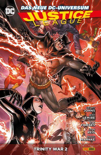 Justice League - Bd. 6: Trinity War 2