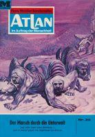 Atlan 22: Der Marsch durch die Unterwelt (Heftroman)