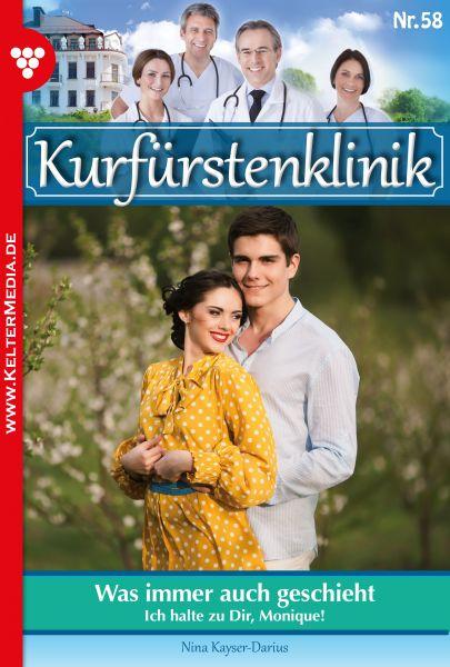 Kurfürstenklinik 58 – Arztroman