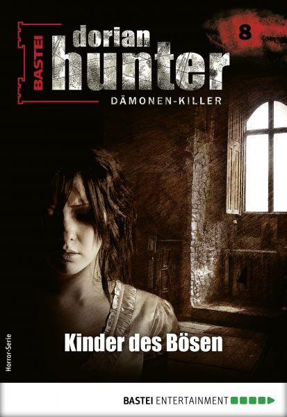 Dorian Hunter 8 - Horror-Serie