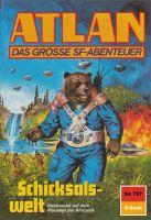 Atlan 767: Schicksalswelt (Heftroman)