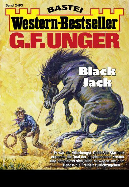 G. F. Unger Western-Bestseller 2493 - Western