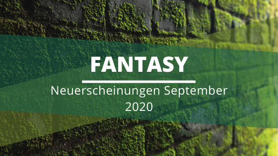 Fantasy-Neuerscheinungen-September