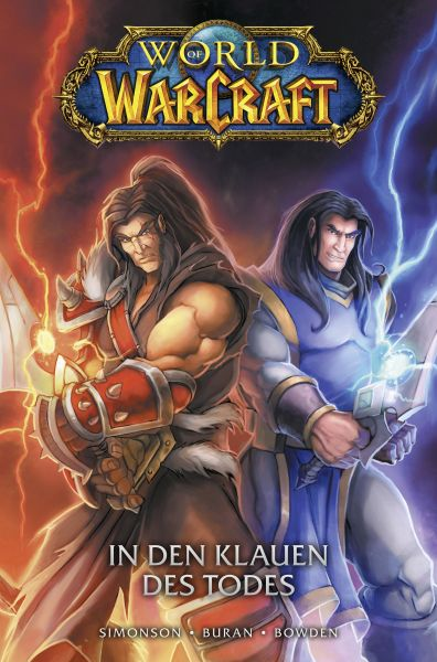 World of Warcraft Graphic Novel, Band 2 - In den Klauen des Todes