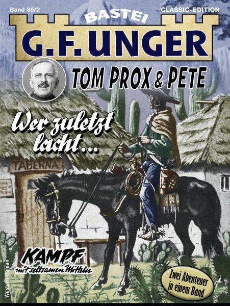 G. F. Unger Tom Prox & Pete 2 - Western