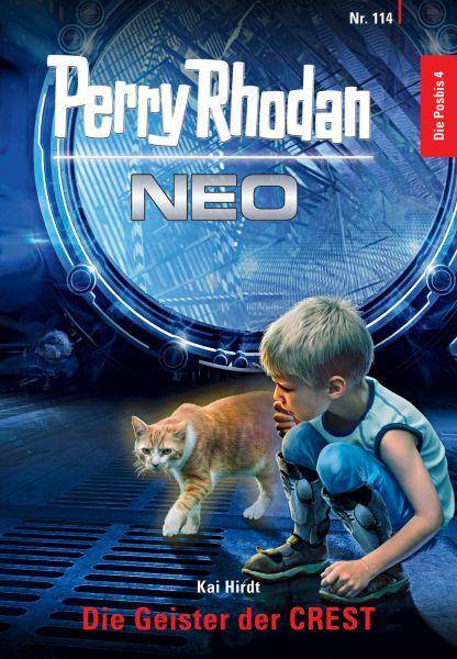 Perry Rhodan Neo 114: Die Geister der CREST