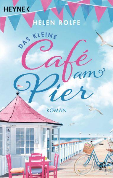 Das kleine Café am Pier