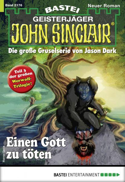 John Sinclair 2176 - Horror-Serie