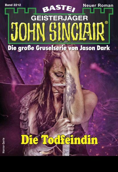 John Sinclair 2212 - Horror-Serie
