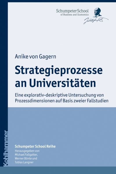 Strategieprozesse an Universitäten