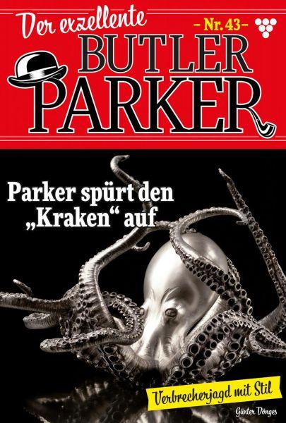 Der exzellente Butler Parker 43 – Kriminalroman