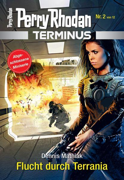 Terminus 2: Flucht durch Terrania