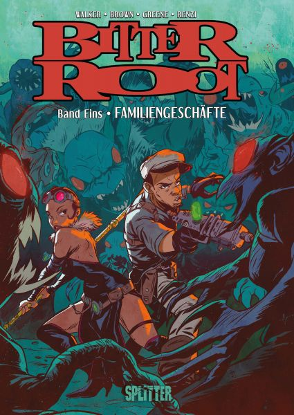 Bitter Root. Bd. 1
