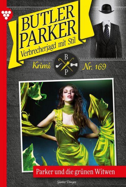 Butler Parker 169 – Kriminalroman