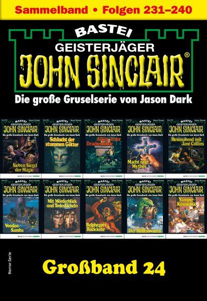 John Sinclair Großband 24 - Horror-Serie